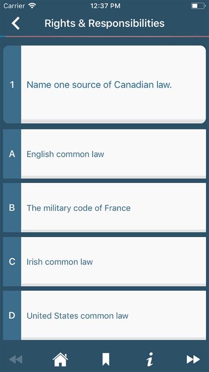 Become A Canadian Citizen screenshot-4