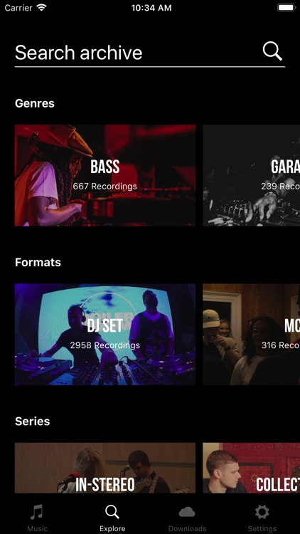 Boiler Room screenshot-3