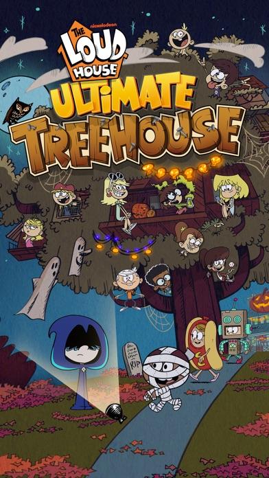 Loud House: Ultimate Treehouse screenshot 1