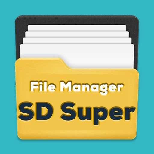Super SD File Manager iOS App