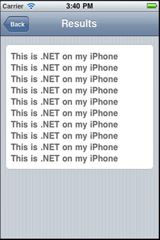 .NET - náhled