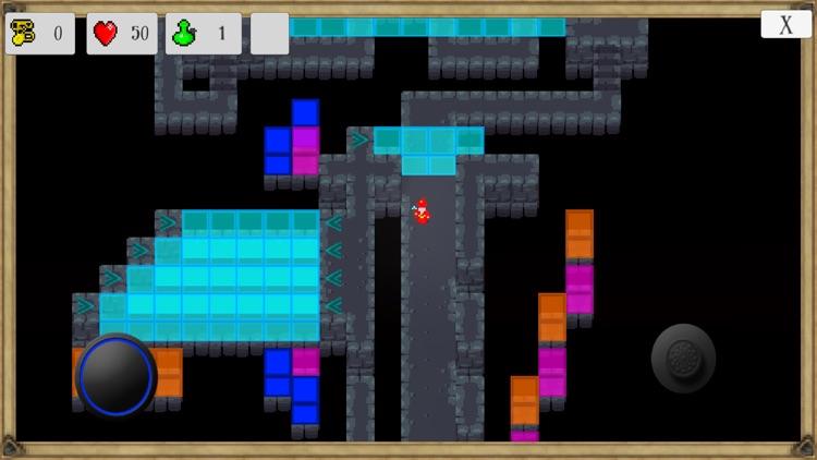 Wizards Maze screenshot-3