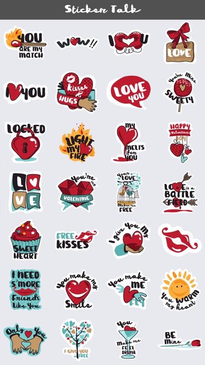 Sticker Talk: Funny Pun Stamps screenshot-4