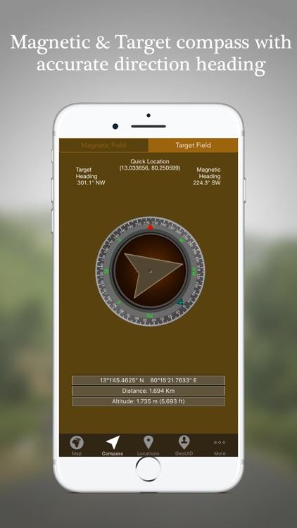 GPS Driving Route® screenshot-3