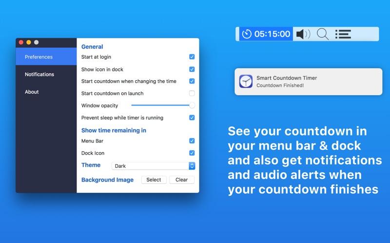 Smart Countdown Timer Screenshot - 3