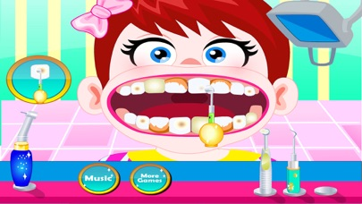 Baby Amy at Dentist for windows pc