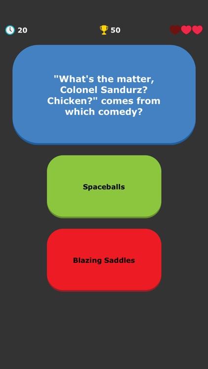 Movies Quiz - Quotes Trivia screenshot-7