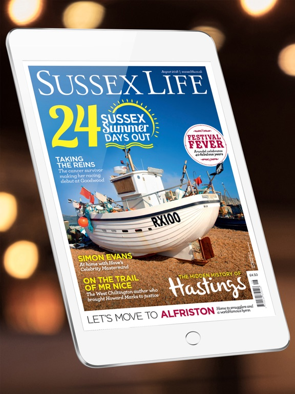 Sussex Life Magazine-ipad-0