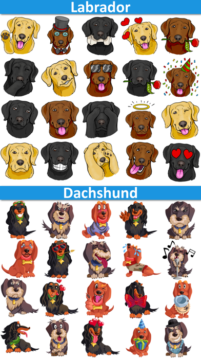 PetMoji Emoji Sticker Maker screenshot three