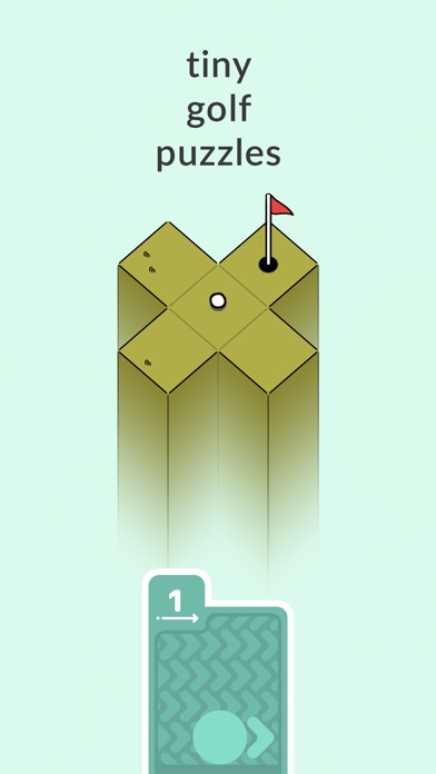 Golf Peaks screenshot 1