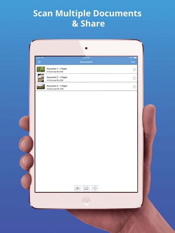 Smart Scanner : Scan,Fax,PDF Screenshots