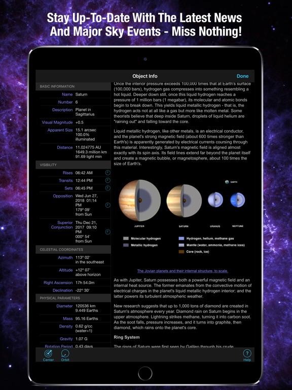 SkySafari screenshot 10