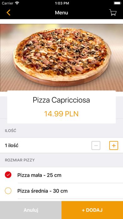 Taxi Pizza screenshot 5