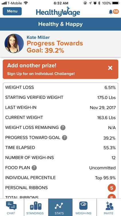 HealthyWage: Lose Weight & Win