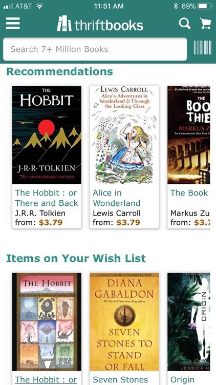 ThriftBooks: New & Used Books