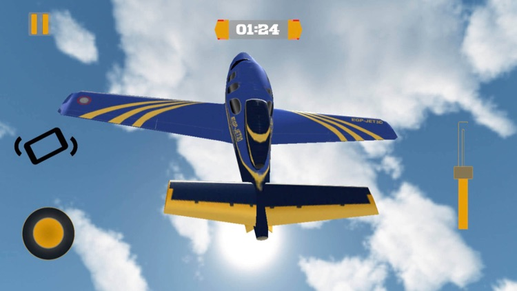 Stunt Plane Simulator 2018 screenshot-2