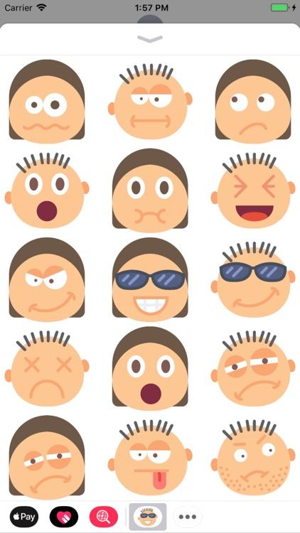 Faces: Smileys screenshot-3
