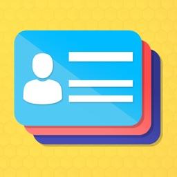 Virtual Business Card Maker
