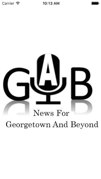 Gab News screenshot 1