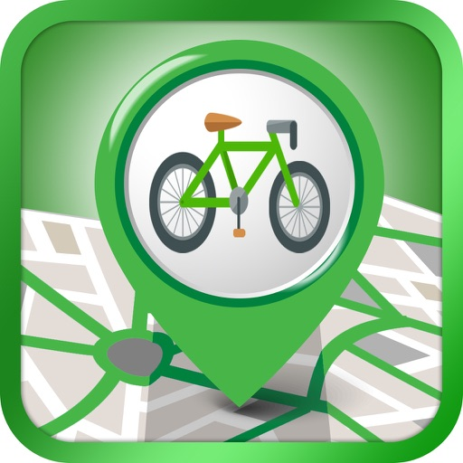 Find My Bike - Locate Where Is Parked Your Bicycle