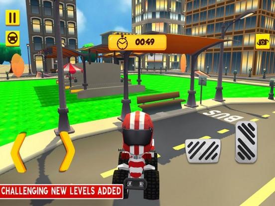Skill Racing ATV Quad Bike Str screenshot 5