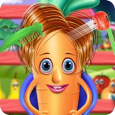Activities of Vegetables at Hair Salon