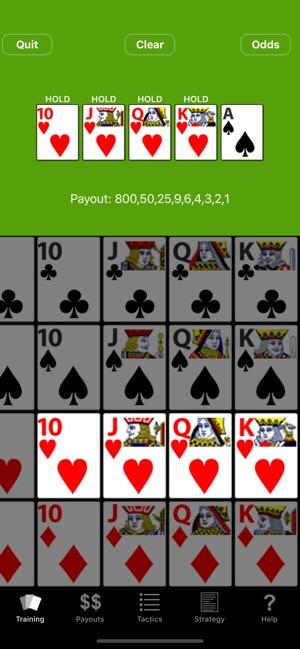 Video Poker Trainer 4 Jacks Or Better