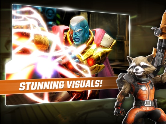 MARVEL Strike Force: Squad RPG screenshot 9