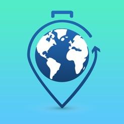 globespinning trip journal をapp storeで