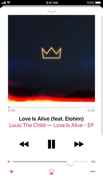 Apple Music screenshot-4
