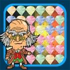 Jewels Match Frenzy Coincidencia de 3 Rompecabezas icon