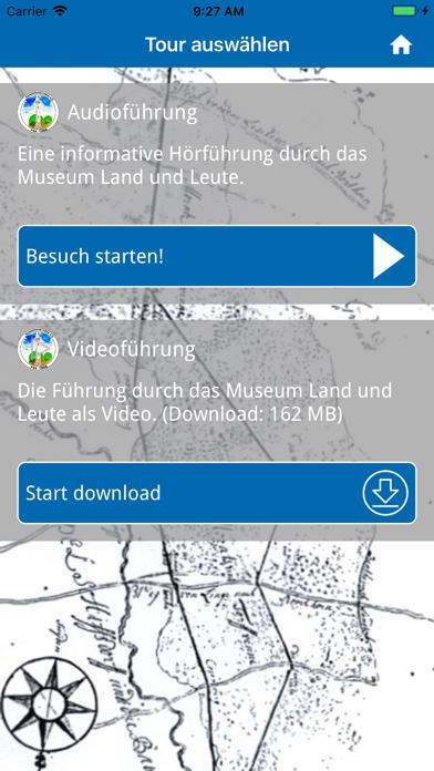 Museum Land und Leute screenshot 2