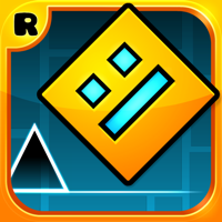 App Icon Geometry Dash