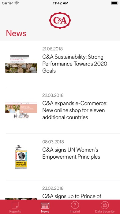 Screenshot for Reports in Austria App Store