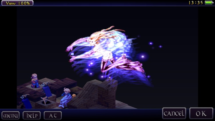 FINAL FANTASY TACTICS :WotL screenshot-3