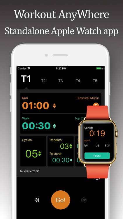 Interval Timer -  Go Fit Now screenshot-4