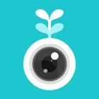 透かしカメラ - GIFアニメ・動画の作成 icon