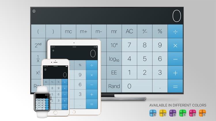 Calculator Smart screenshot-0