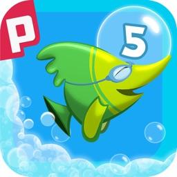5th Grade Math Pop - Fun math game for kids