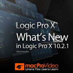 Course For Logic Pro X 10.2.1