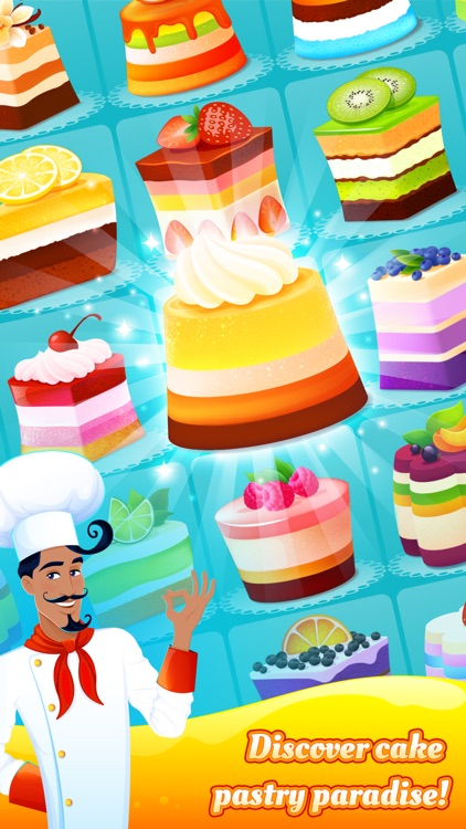 Fancy Cakes screenshot-0