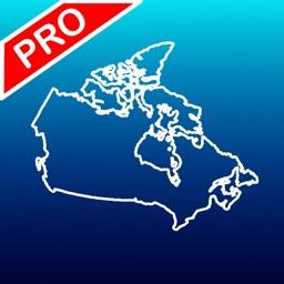 Aqua Map Canada - Marine Maps