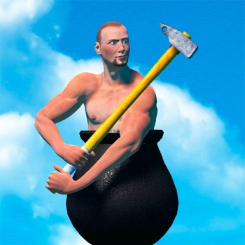 Getting Over It Logo