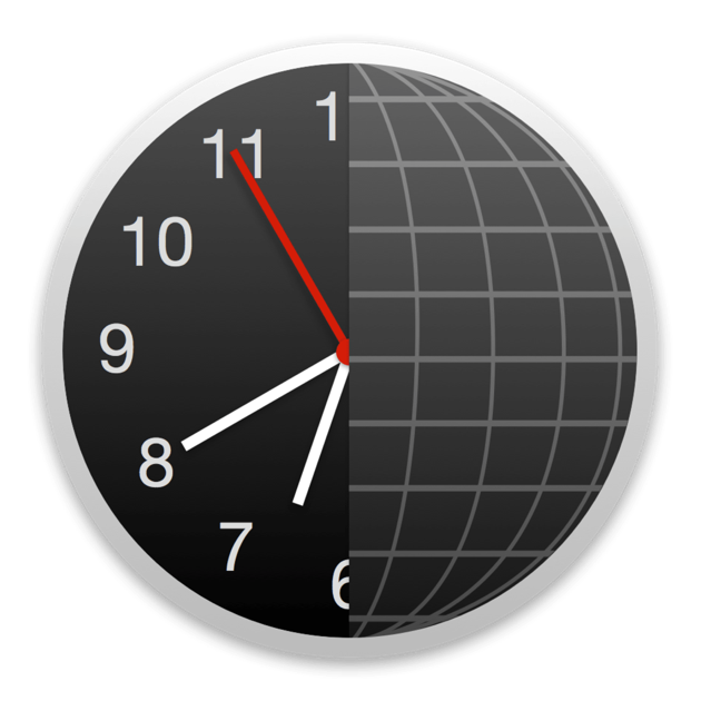 The clock the best world clock on the mac app store the clock the best world clock on the mac app store gumiabroncs Gallery