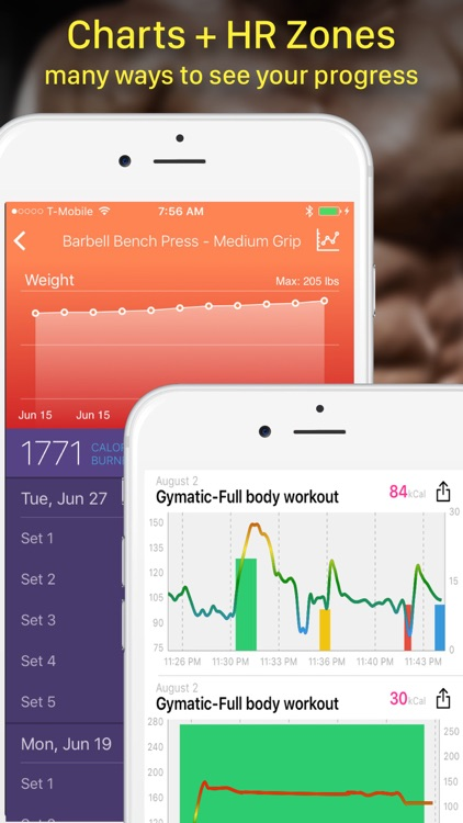 Gymatic Workout Tracker: Exercise Routines Gym Log screenshot-3