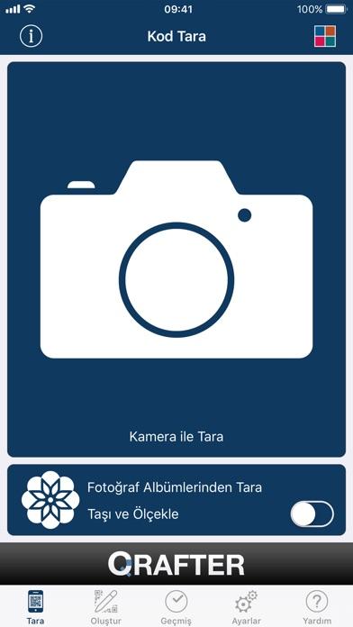 Screenshot for Qrafter Pro - QR Kod in Turkey App Store