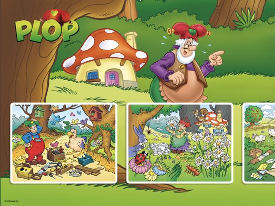 Puzzel Plop screenshot 1