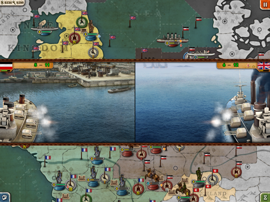 Игра European War 3 for iPad