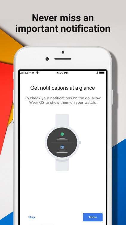 Wear OS by Google - Smartwatch screenshot-3