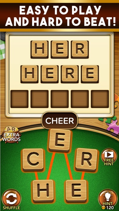 Word Collect: Word Puzzle Game screenshot 5
